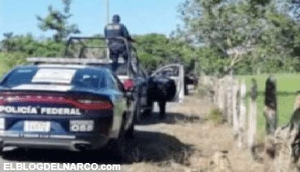 FOTOS Así ejecutaron a los 4 Policías levantados por Huachicoleros en Tabasco