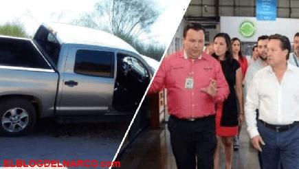 FOTOS Levantan y decapitan a Rodrigo Peñuñuri empresario en Sonora