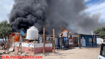 Guerra entre los Chapitos y Caro Quintero desplaza a familias de Caborca