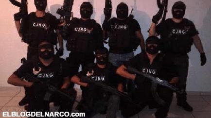 La Ciudad de México está casi en poder del Mencho, ya está rodeada por la gente de CJNG