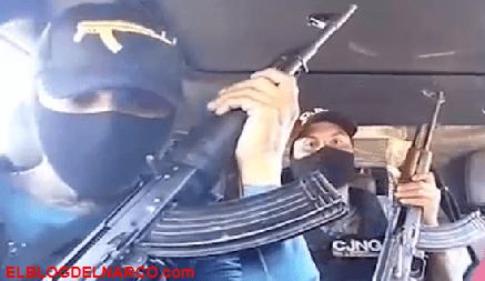 Los territorios que busca controlar el Mencho y el CJNG para dominar México