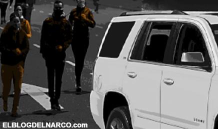 Video muestra cómo sicarios del CJNG esperaron a Omar García Harfuch en el lugar del atentado