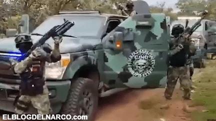"""""""Grupo Élite"""", el violento brazo del CJNG que impactó a México con sus videos"""