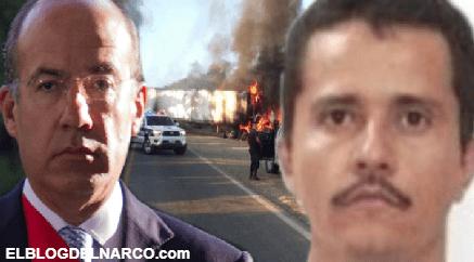Así fue la liberación de El Mencho tras ser detenido en Jalisco durante el Gobierno de Felipe Calderón