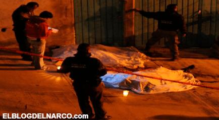 CJNG estaría detrás del quíntuple feminicidio que sacudió al Estado de México