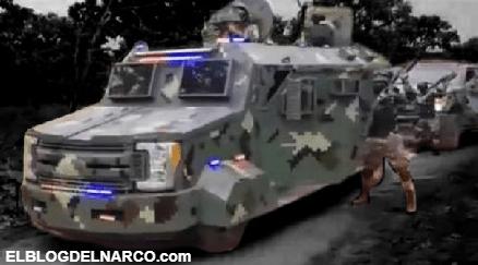Cuál es la verdadera capacidad de fuego mostrada por el CJNG en sus videos
