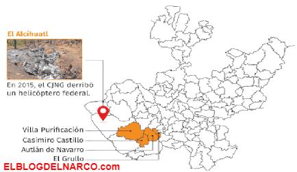 El Acíhuatl dónde el Mencho construyó su propio hospital en las entrañas del bastión CJNG