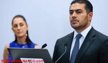 El Narco si opera desde hace muchos años en la Edomex dice Omar García Harfuch