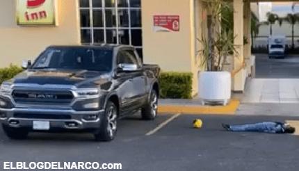 Escolta se enfrenta y abate a 1 de los 2 rateros que lo querían asaltar en Guanajuato, el otro corrió