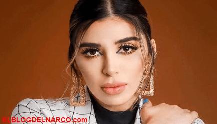 Fotos controvertidas de Emma Coronel, la esposa del Chapo Guzmán posando como reina