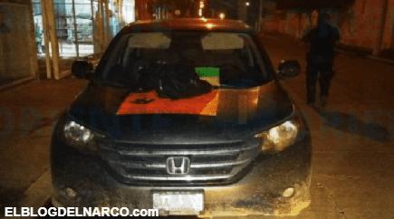 Fotos del terror Sicarios de El Marro dejan cabeza humana con narcomensaje en Guanajuato