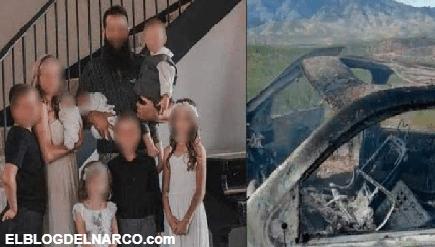 La familia LeBarón demando al Cártel de Juárez, exige indemnización a la familia Carrillo Fuentes
