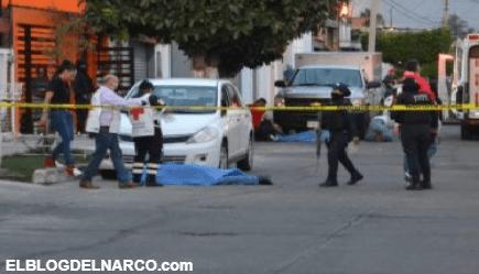 Sicarios perpetraron ataque en Salamanca, Guanajuato, ejecutan a tres petroleros y hieren a 2 más