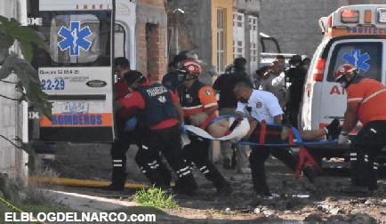Sube a 28 el saldo de muertos en ataque de Sicarios a Anexo de Irapuato, Guanajuato