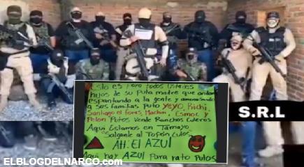"""El Marro dejó como líder a """"El Azul"""" pero este ha incrementado en una semana más la violencia"""