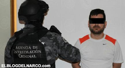 """Extraditarán a """"El Quinceañero"""", ex operador de Dámaso López Serrano, alias El Mini Lic"""