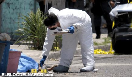 FOTOS Con tiro de gracia ejecutan a 3 mujeres en plaza en disputa por el CJNG y gente del Marro