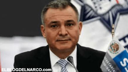García Luna traficó cocaína del Chapo al menos seis veces, unas 50 toneladas