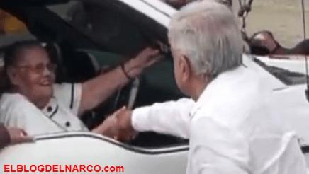 Impedirán que la mamá del Chapo se acerque otra vez a AMLO durante su visita en Sinaloa