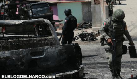 Los doce principales grupos del Narco con presencia en 32 Estados del País