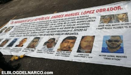 Tras traicionar a El Chapo y El Mayo, anuncian en Narcomanta a Caro Quintero al frente de Cartel