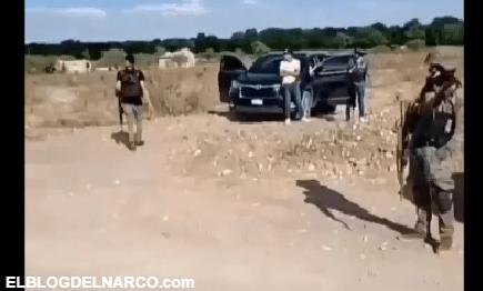 VIDEO El CDS muestra el poderío de dos de sus brazos armados, Gente Nueva y Los Cabrera