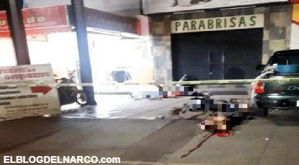 Ejecutan a cinco personas en una taquería de Irapuato, Guanajuato