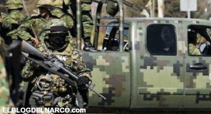 Ejército Mexicano es 19% más letal contra el Narco este año, que durante 2019