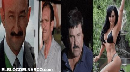 Felix Cornejo, Felix Gallardo, El Chapo, El Güero Palma, Arturo Beltrán y el Cochiloco, le rendían respeto