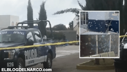 IMAGENES: Sicarios ejecutan con cientos de balazos a jefe policiaco en Zacatecas