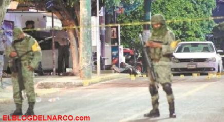 """Sicarios de El Señoron """"dejaron de disparar sólo porque se acabaron las balas"""" en masacre en Morelos"""