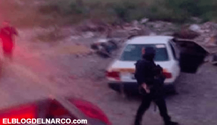 Un grupo de hombres armados acribilla a familia en Tamaulipas