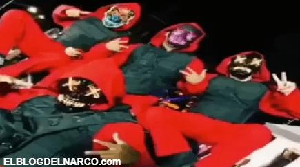 El Cártel del Noreste en fiestas y armados, así se muestran en fotos y videos