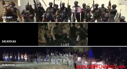 """El """"Mayo"""" CDS vs. el """"Mencho"""" CJNG la guerra por el control de Zacatecas"""