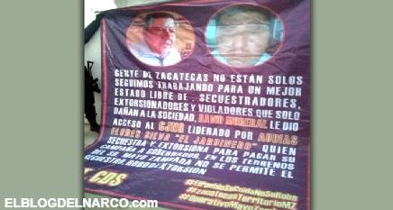 """""""El Mayo"""" Zambada señala en Narcomantas que el hermano de Ricardo Monreal apoya al CJNG"""