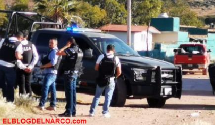 Enfrentamiento en Zacatecas deja 14 Sicarios muertos y tres policías heridos