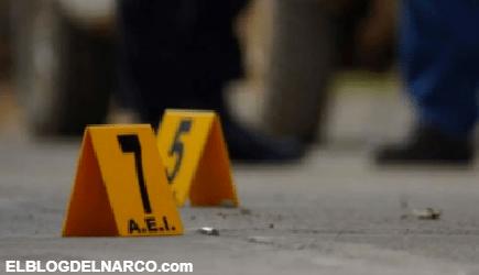 Grupo armado embosca y ejecutan a cuatro policías en Zacatecas