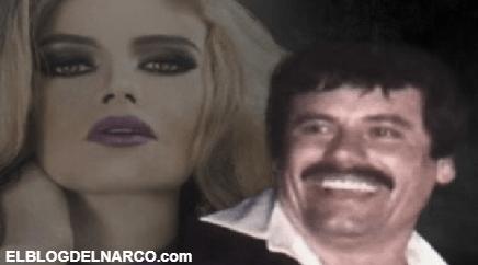 """""""La Gringuita"""", la desconocida novia del Chapo con la que engañó a Emma Coronel"""