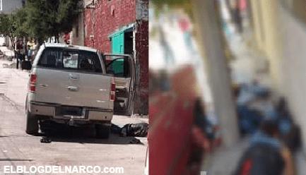 Sicarios llegan a rafaguear Velorio en Guanajuato, ejecutan a cinco y hieren a 4 más