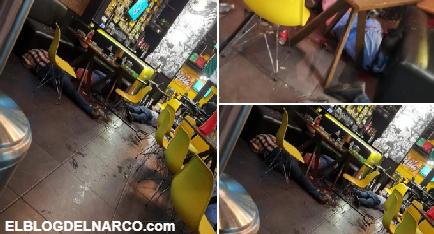 Balacera en bar deja 16 heridos y dos muertos en zona que el CJNG busca controlar (FOTOS)