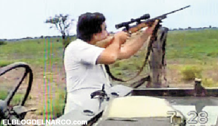 Don alejo Garza, el que defendió con su vida su rancho y ejecuto a varios sicarios de los Zetas el solito