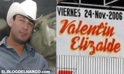 """""""El Hummer"""" de los Zetas estaba entre los asistentes el día que ejecutaron Valentín Elizalde"""