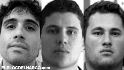 """Ellos son """"Los Chapitos"""" los hijos de Joaquín Guzmán Loera que controlan el Cartel de Sinaloa"""