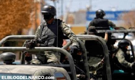 Emboscan y CORREN Sicarios del CDN a convoy del Ejercito en la Col. Victoria de Nuevo Laredo