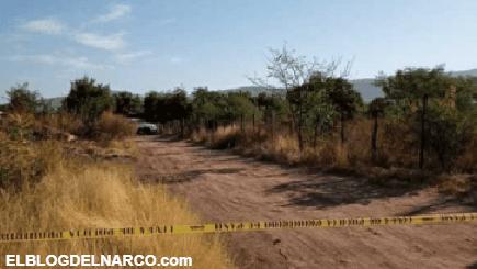 Hallan ejecutado a balazos un a hombre cerca de un panteón en Culiacán