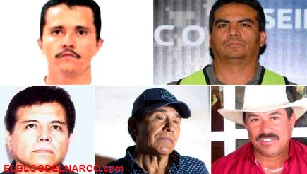 """Los """"Chapitos"""", el """"Mayo"""", el """"Mencho"""", quiénes son los jefes de narco en la mira de EEUU"""