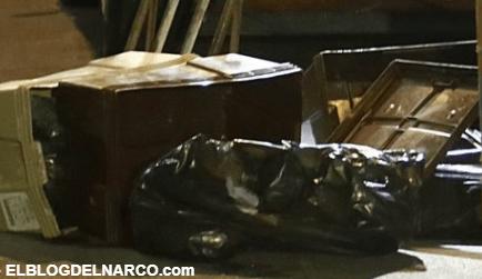 Miembros de la Unión Tepito es detenido, llevaba cuerpos mutilados en bolsas de plástico