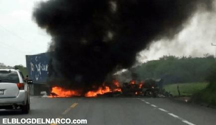 Narcoviolencia estalla en la frontera entre Tamaulipas y Nuevo León