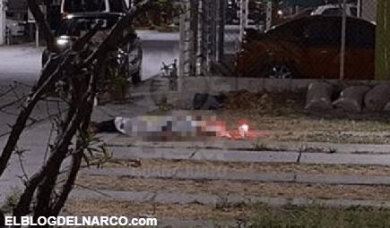 Otra masacre en Salamanca, Guanajuato, ejecutan a siete y levantan a tres en la colonia Barlovento