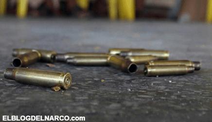 Regresa la narcoviolencia a Tangancícuaro, un muerto y un herido deja ataque a balazos
